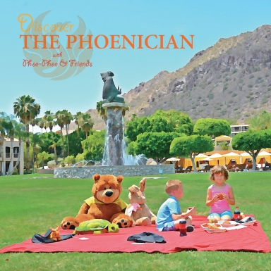 Discover ThePhoenician with Phoe-Phoe & Friends
